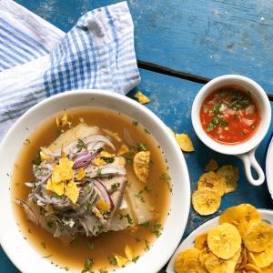 Gastronomía y platos típicos de Ecuador