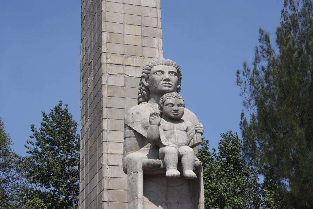 Monumentos en Centroamérica y el Caribe