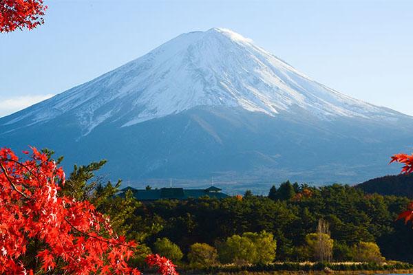 Monumentos en Japón