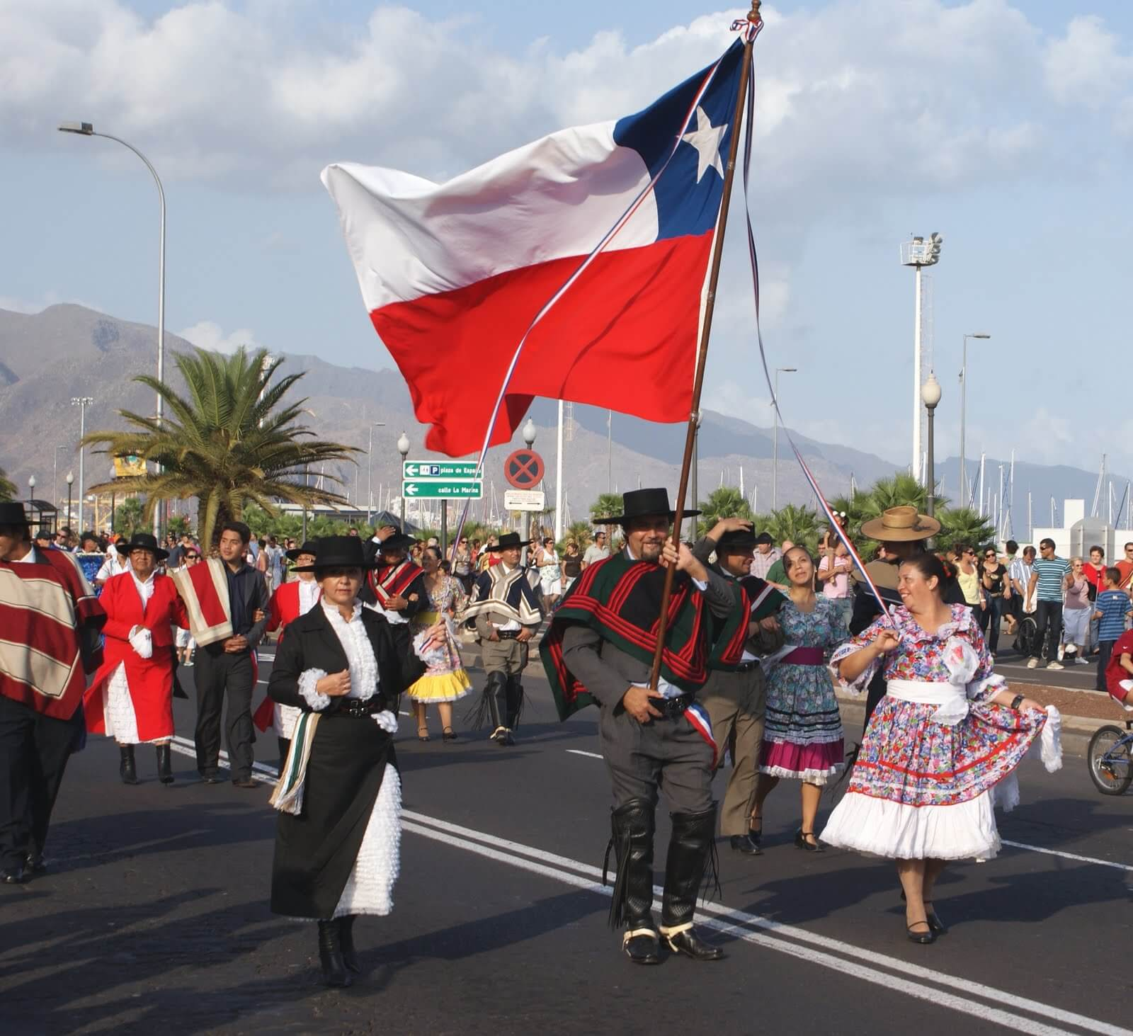 Tradiciones y Costumbres de Chile