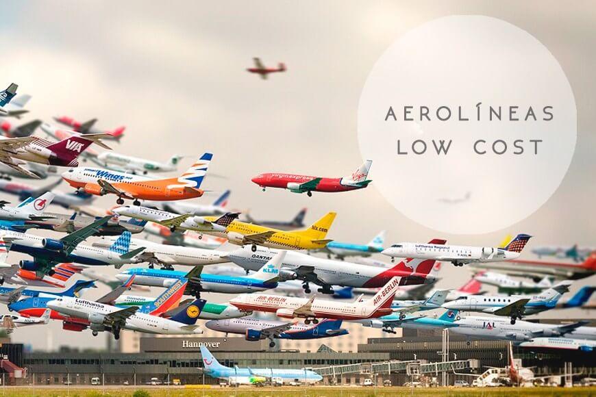 Diferencias entre aerolíneas tradicionales y aerolíneas low cost